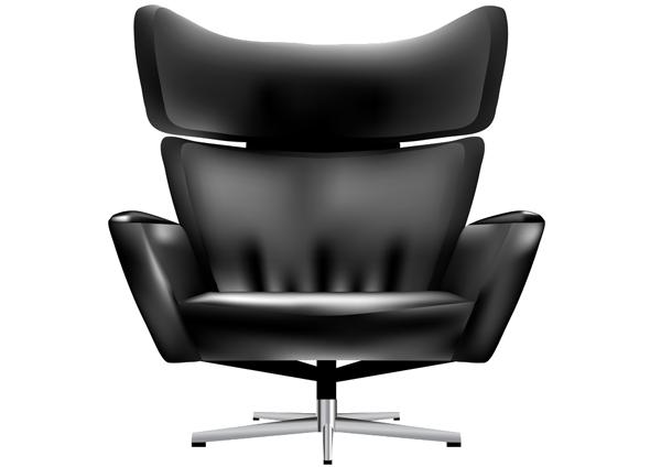 چرم صندلی اداری