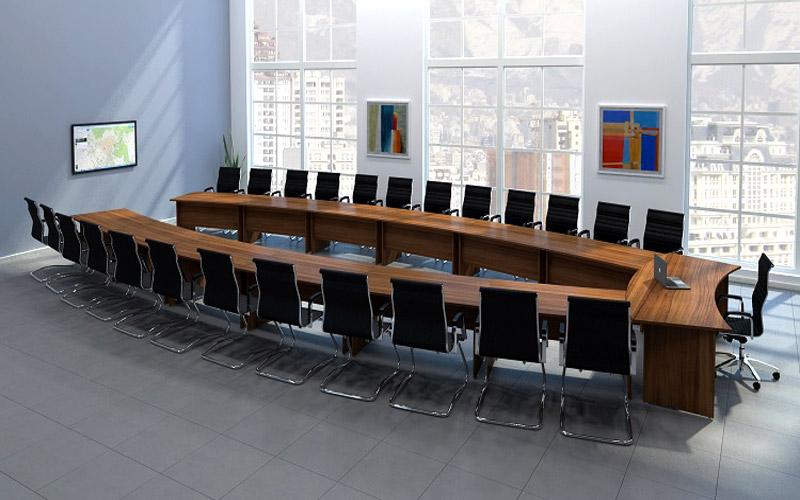 میز اداری کنفرانس