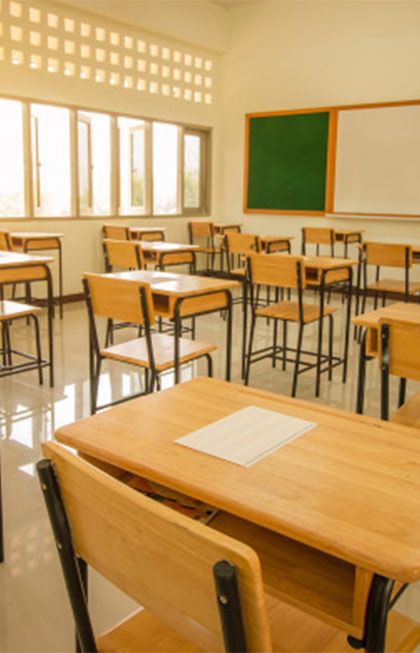 صندلی مدرسه